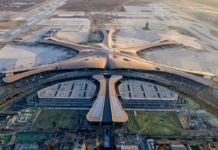 Zaha Hadid Architects, Beijing Daxing International Airport