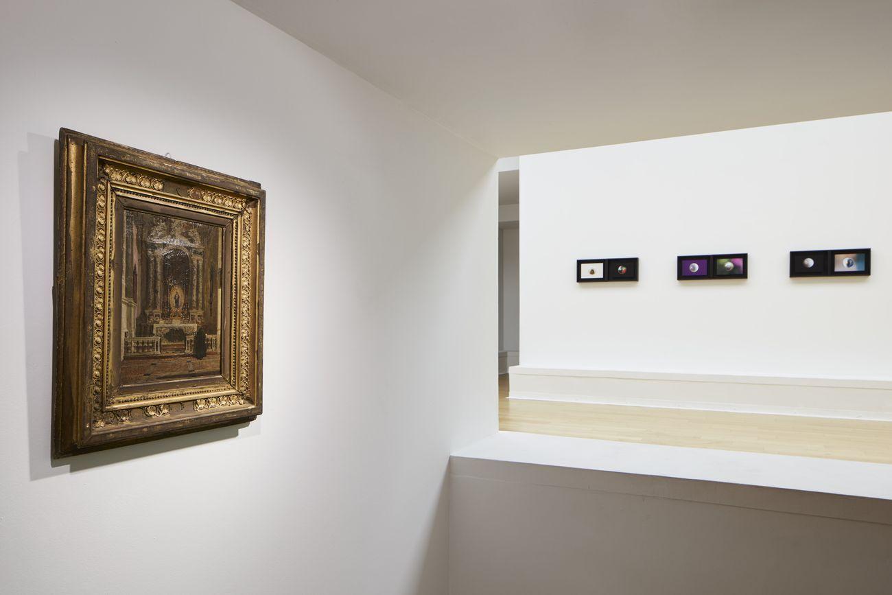 Bruna Esposito. Galleria San Fedele, Milano 2019. Photo Alto Piano