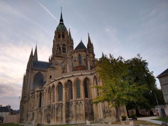 Cattedrale di Bayeux. Photo Stefano Paolo Giussani