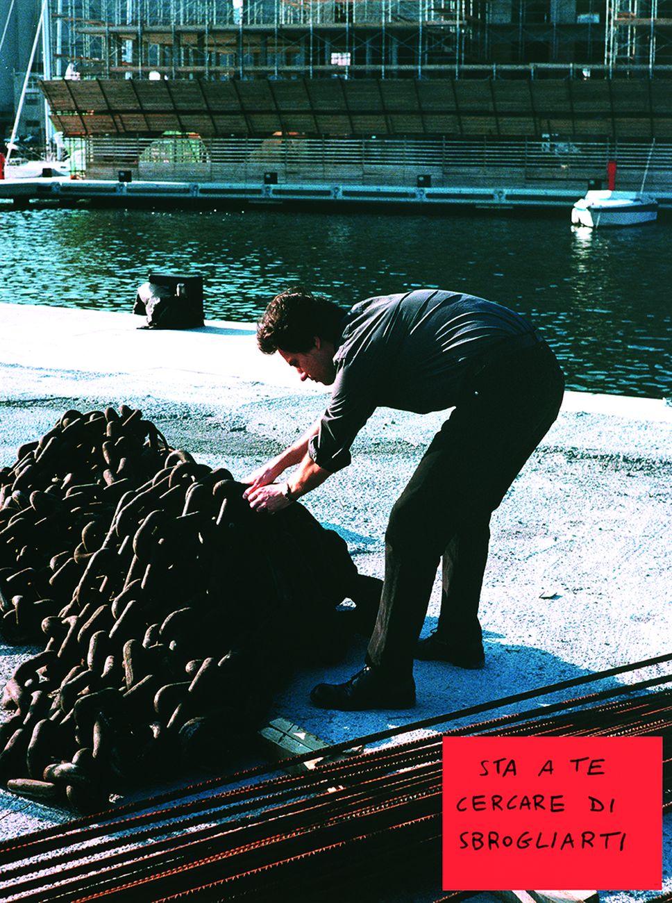 Cesare Viel, Esterni di sé, 1998