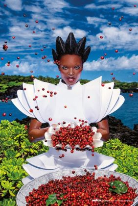 David LaChapelle, 08_NOURISH, Calendario Lavazza 2020, courtesy Lavazza