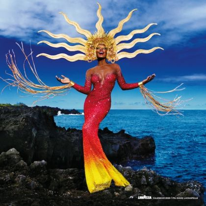David LaChapelle, EARTH_00 CELEBRACTION, Calendario Lavazza 2020, courtesy Lavazza