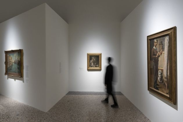 De Chirico. Exhibition view at Palazzo Reale, Milano 2019. Photo Lorenzo Palmieri