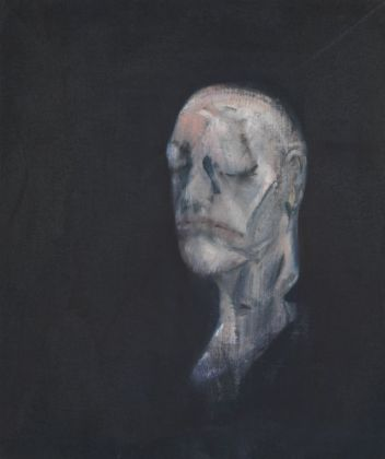 Francis Bacon, Study for Portrait II (after the Life Mask of William Blake), 1955 Tate © The Estate of Francis Bacon. All rights reserved by SIAE 2019. Photo © Tate, 2019
