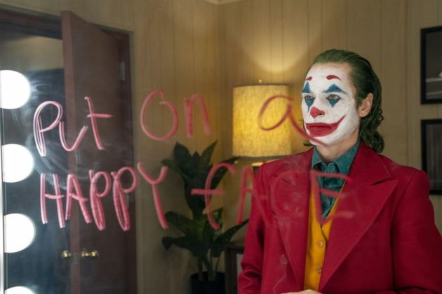Joaquin Phoenix in Joker (Todd Phillips, 2019)
