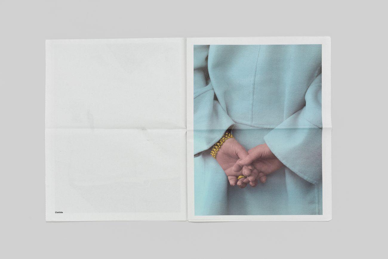 Louis De Belle. Contemporary Elderly. Exhibition view at Galera San Soda, Milano 2019