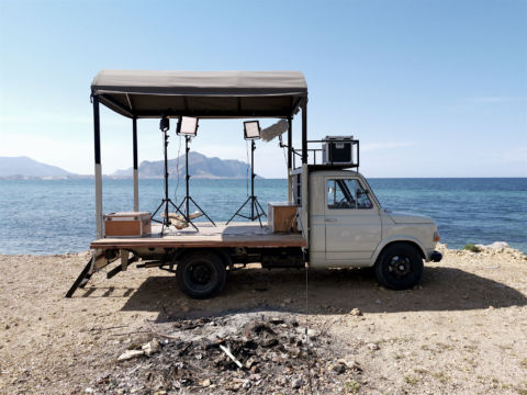 MASBEDO, Welcome Palermo, 2018-2019 - Still da film - Commissioned by Manifesta 12 - Produced by In Between Art Film