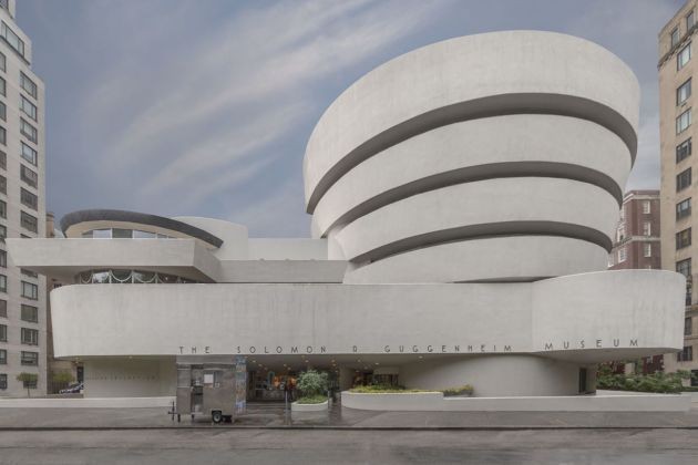 Marc Yankus, The Solomon R Guggenheim Museum, 2018 © Marc Yankus. Courtesy the artist & ClampArt, New York City