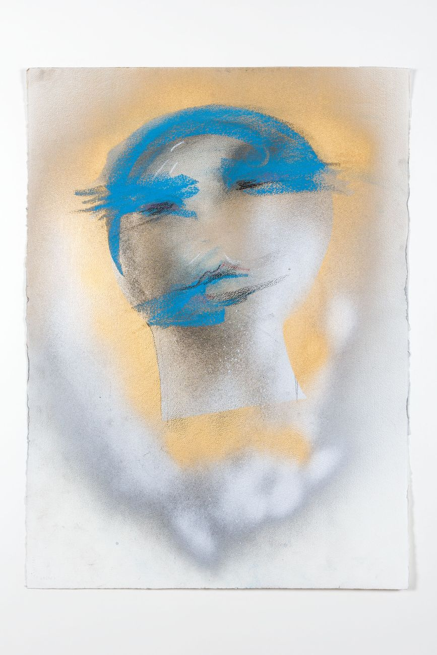Marisa Merz, Senza titolo, s.d. © Renato Ghiazza. Collezione dell'artista. Courtesy Gladstone Gallery, New York Brussels