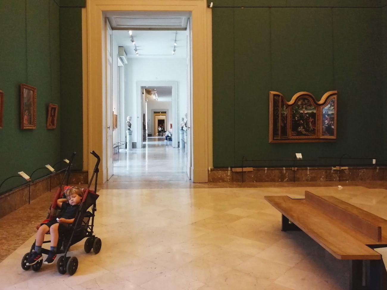 Museo di Capodimonte, Napoli, luglio 2019. Photo Carmelania Bracco