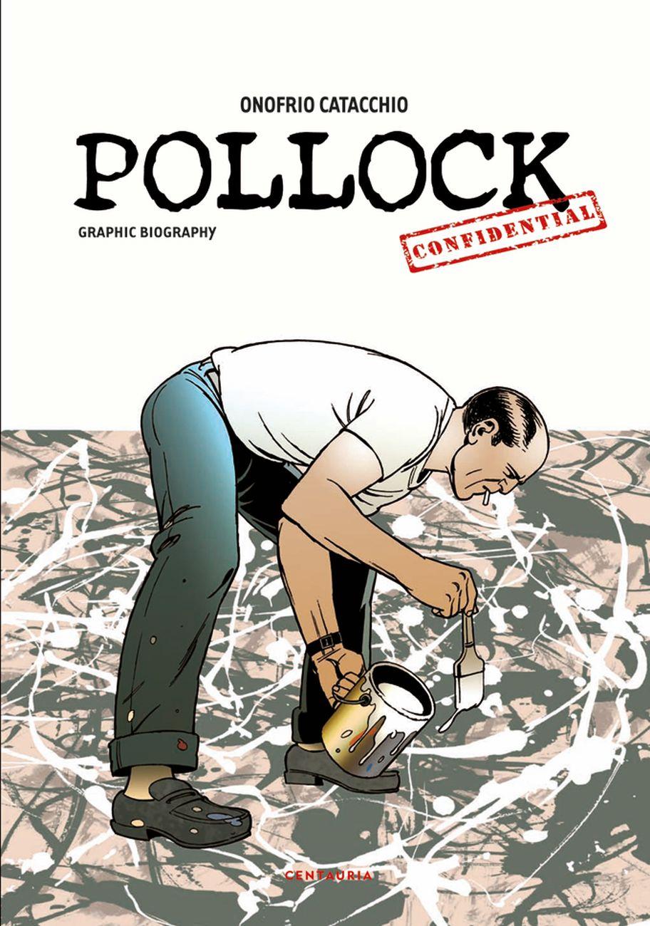 Onofrio Catacchio - Pollock Confidential (Centauria, 2019) _cover