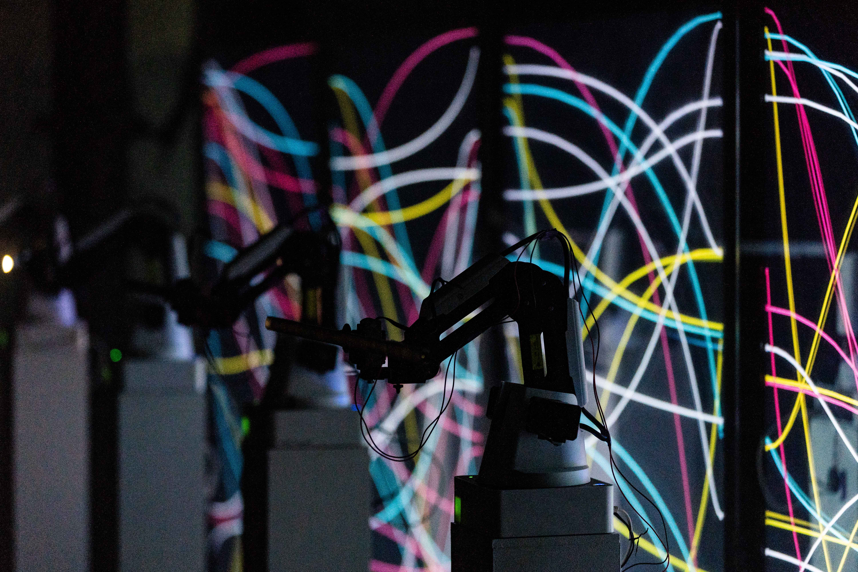 Ultravioletto, Sonic Arms, Romaeuropa Festival 2019, Digitalive - foto di Cosimo Trimboli