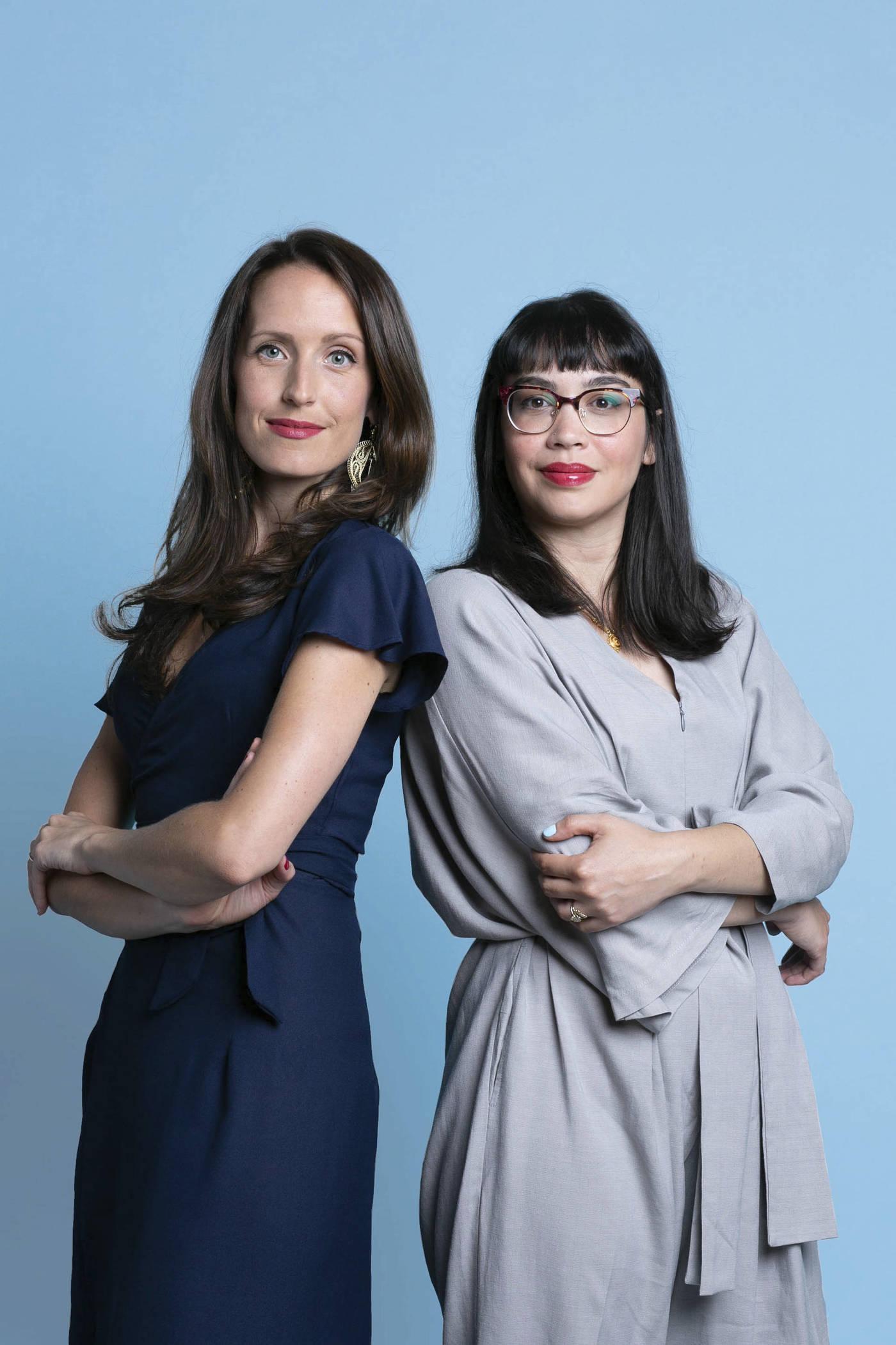Rebeca Laliberte & Rachel Mijares Fick