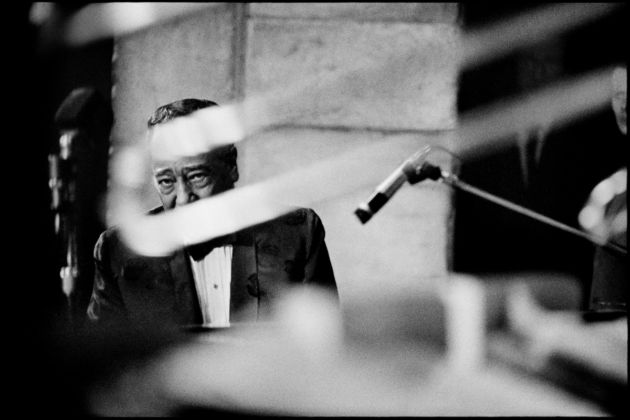 Roberto Polillo, Duke Ellington Milano,1966