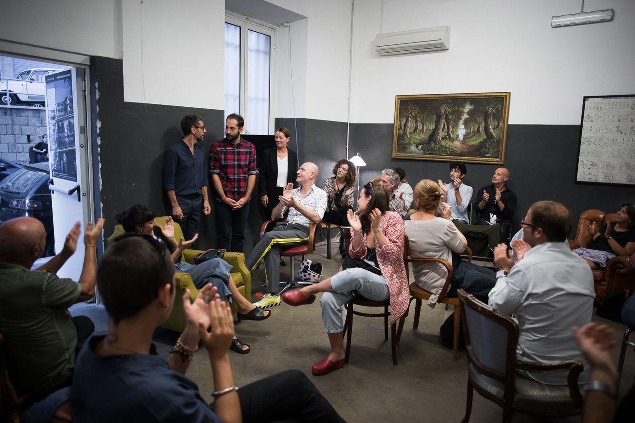 Short Theatre 2019. Deflorian/Tagliarini, Scavi
