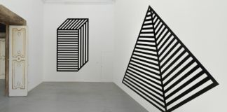 Sol LeWitt. Lines, Forms, Volumes, 1970s to Present. Installation view at Galleria Alfonso Artiaco, Napoli 2019. Photo Luciano Romano. Courtesy Galleria Alfonso Artiaco, Napoli