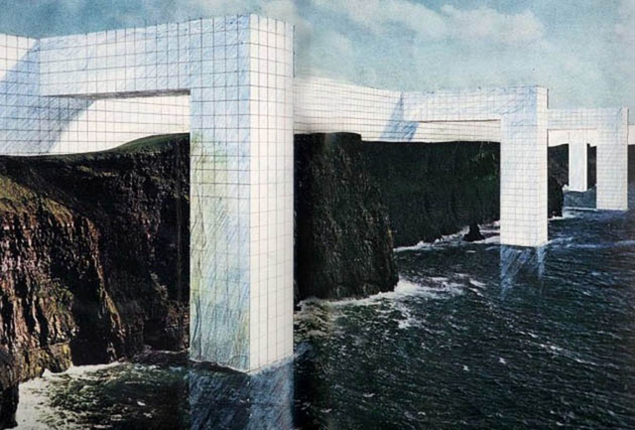Superstudio, Il Monumento Continuo, 1969