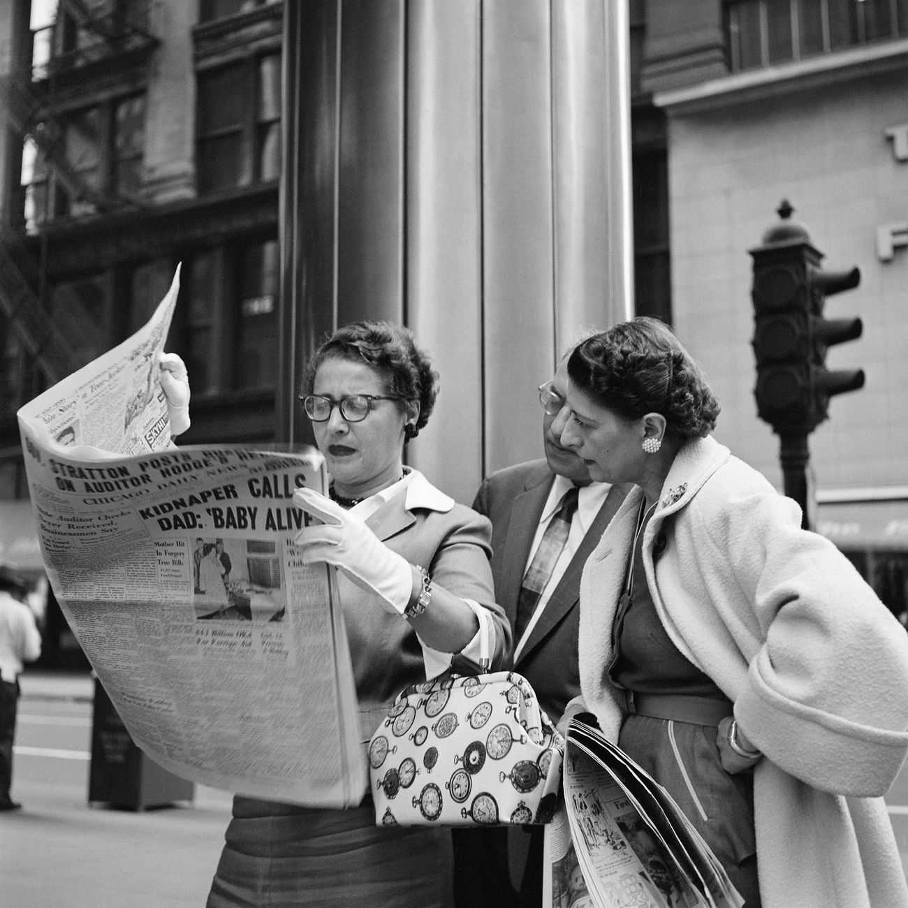 Vivian Maier, Chicagoland, s.d.