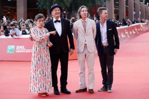 Bill Murray Red Carpet   14th Rome Film Fest 2019