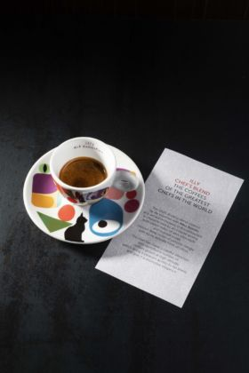 illy Art Collection by Ad Minoliti, Cena 9 Settembre