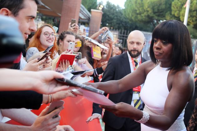 Viola Davis Red Carpet 14th Rome Film Fest 2019. (Photo by Ernesto S. Ruscio/Getty Images for RFF)