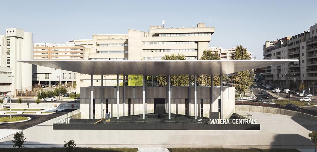 Stefano Boeri Architetti - Stazione Matera Centrale fal - Ph.Giovanni Nardi