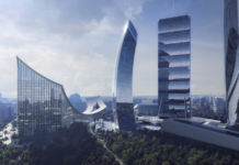 CityLife Milan, Image by BIG Bjarke Ingels Group