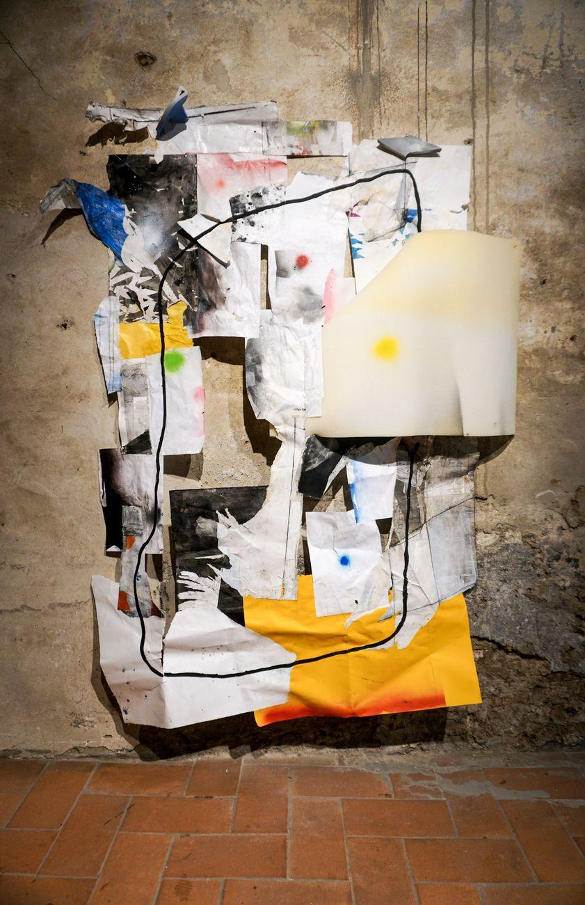 Anna Capolupo, Un motivo costante, residenza artistica FACTO, Montelupo Fiorentino (agosto settembre 2019)