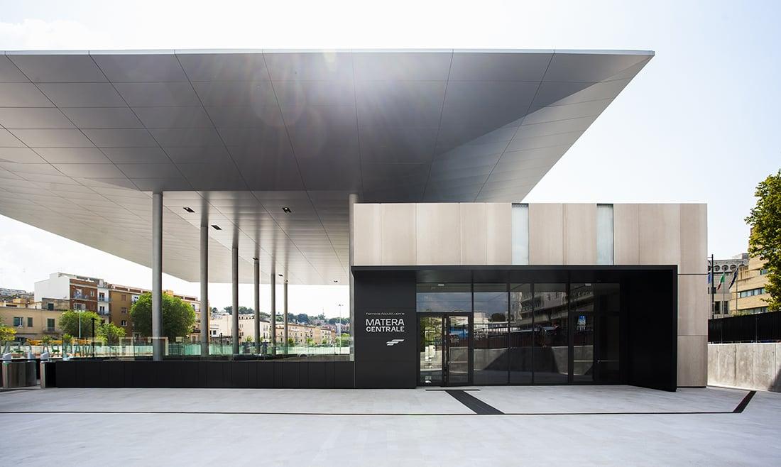 Stefano Boeri Architetti - Stazione Matera Centrale fal - Ph.Guoyin Jiang
