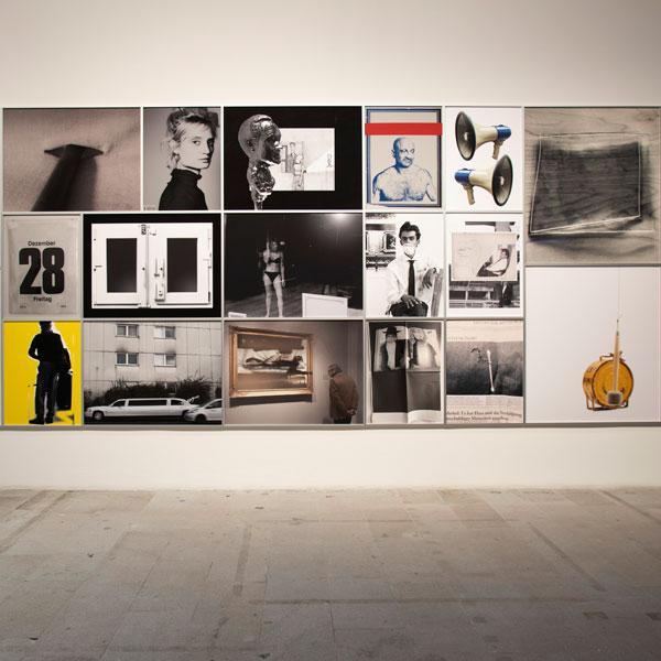58. Biennale d'Arte di Venezia, 2019. Rosemarie Trockel