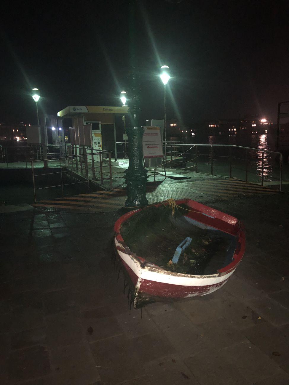 Acqua alta a Venezia, novembre 2019, photo Giovanni Leone