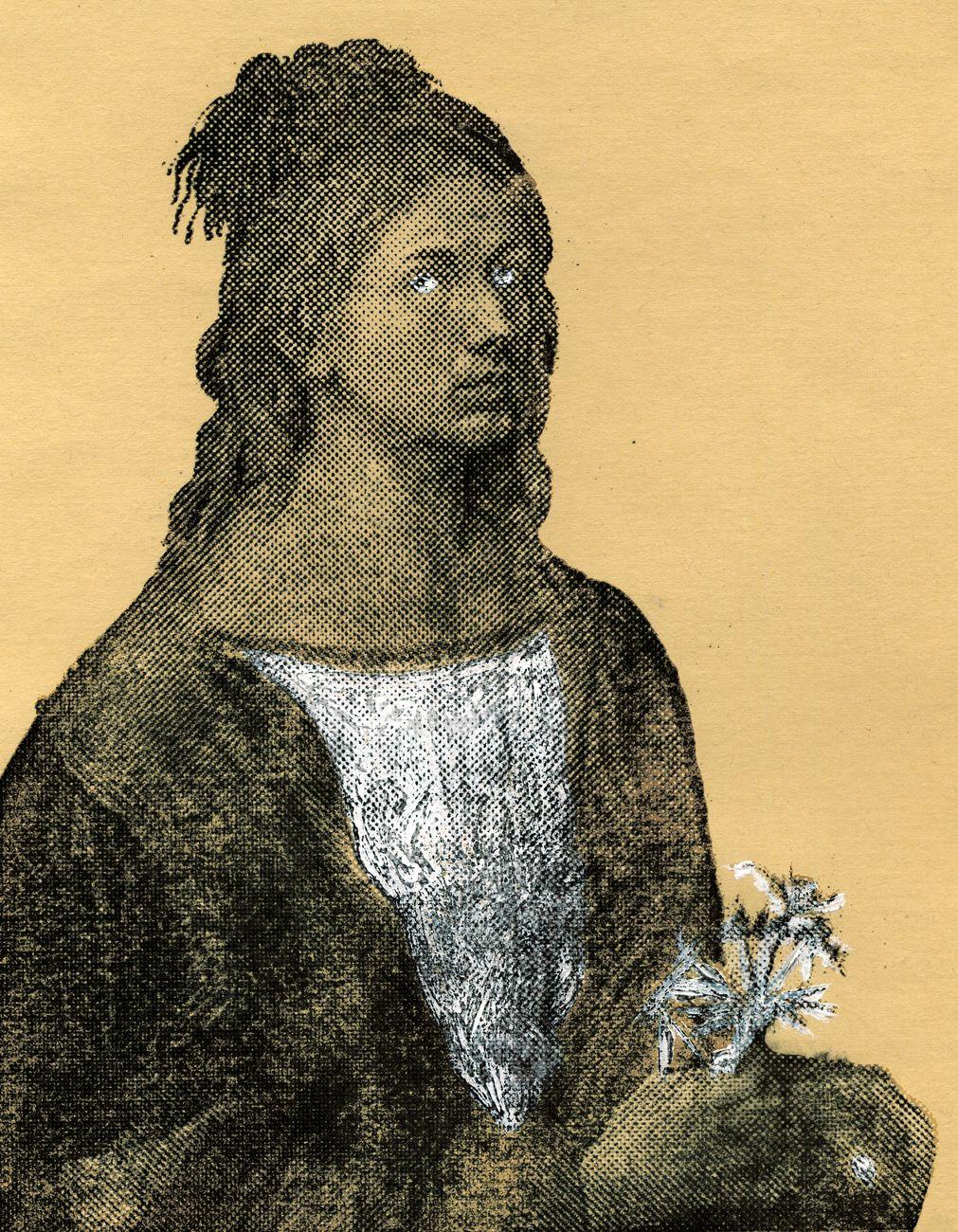 Albrecht Dürer visto da Maurizio Ceccato © Artribune Magazine Grandi Mostre