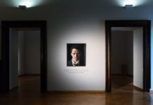 Anton Yelchin, Provocative beauty, exhibition view at Spazio Field di Palazzo Brancaccio, Roma 2019, photo credit A. Otero