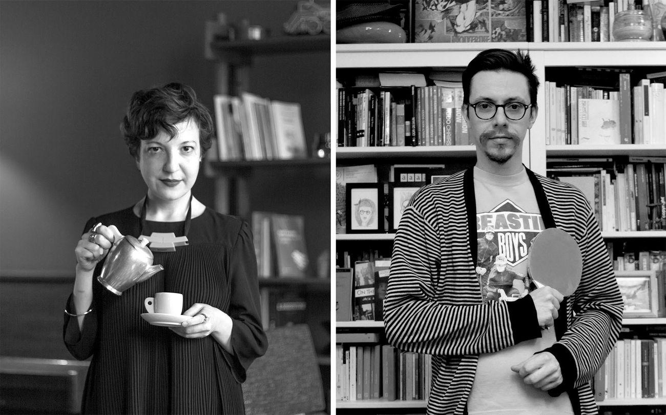 Claudia Molinari e Matteo Pozzi (We Are Müesli )