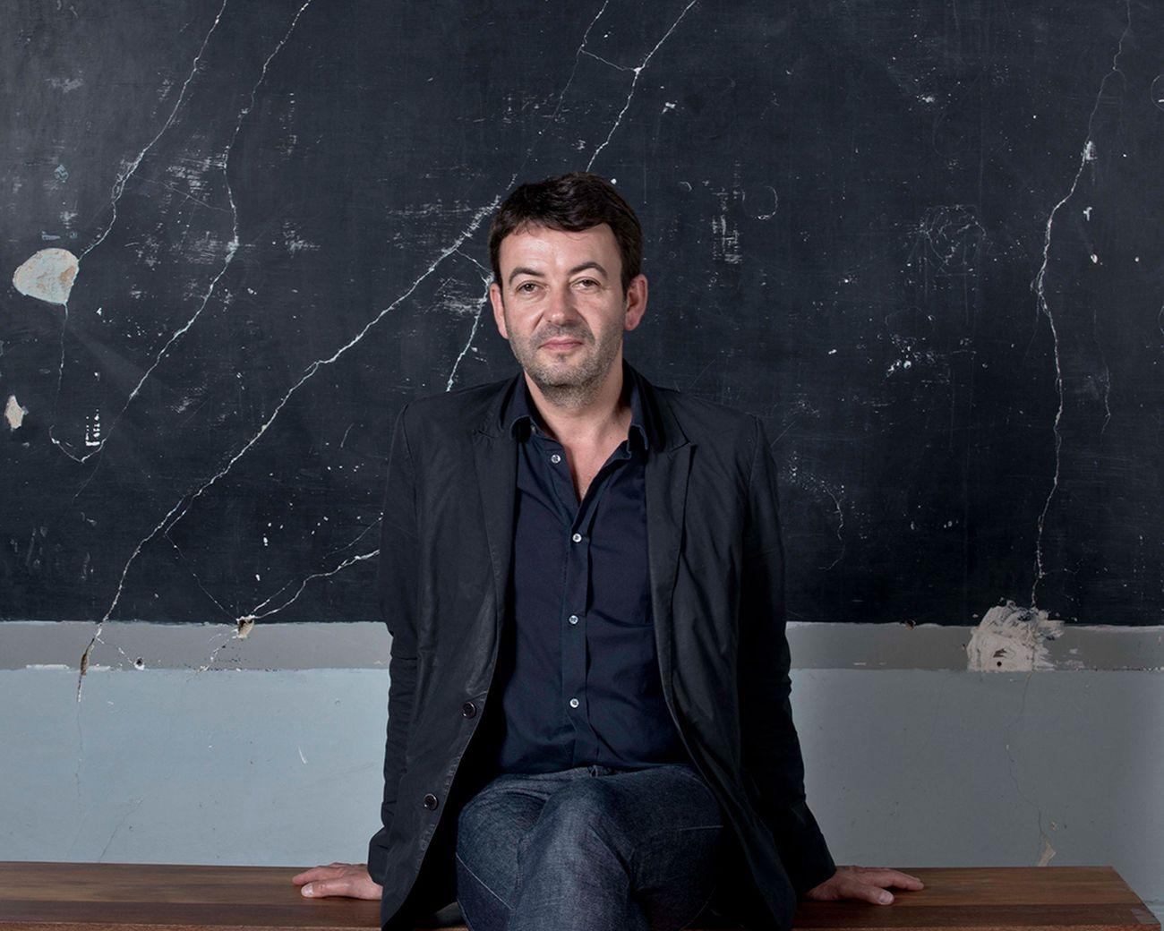 Eric Lapierre. Photo © Luísa Ferreira