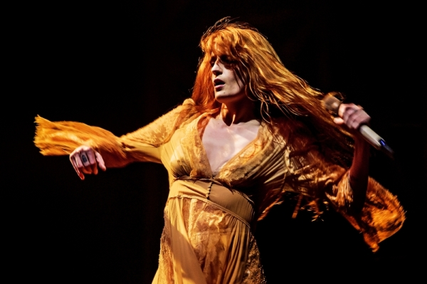Florence + The Machine (Florence Welch) @ Milano Rocks MIND Arexpo, Milano 30 agosto 2019 ©Sergione Infuso