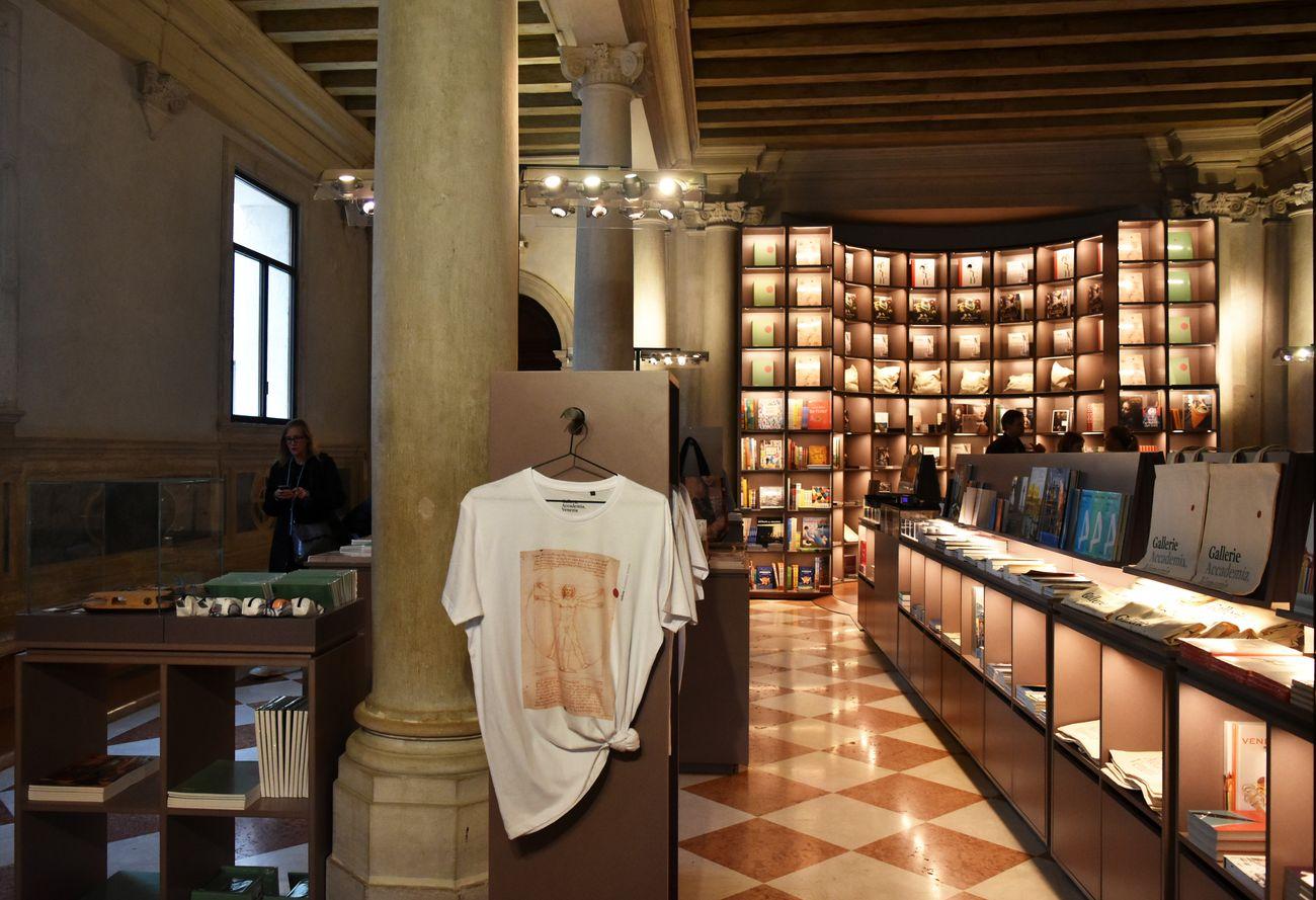 Gallerie dell'Accademia di Venezia, nuovi spazi di accoglienza