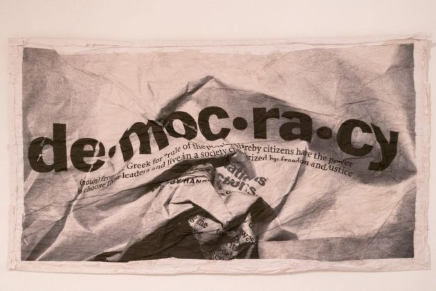 Gianluigi Colin, Democracy, 2008 2019