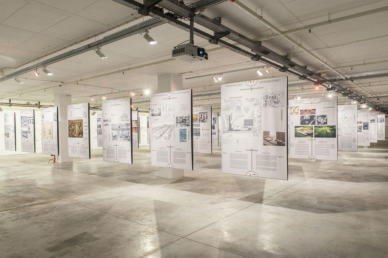 Inner Space, Triennale di Architettura di Lisbona 2019. Photo © Fabio Cunha