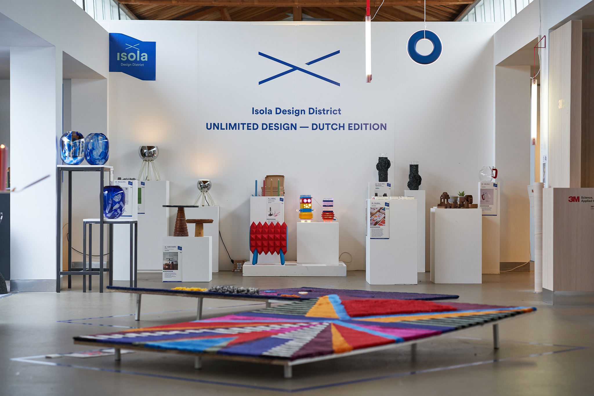 Isola Design District © Oscar Vinck - courtesy Dutch Design Week