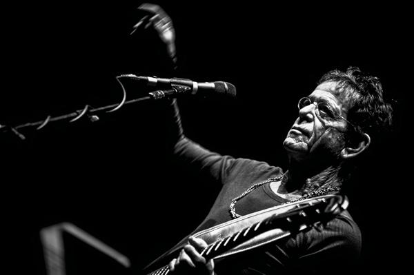 Lou Reed @ Milano Jazzin' Festival - Arena Milano - 8 Luglio 2011 ©Francesco Prandoni