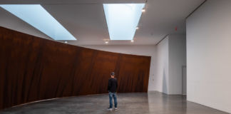 Richard Serra in mostra da Gagosian a New York. Ph. Francesca Magnani