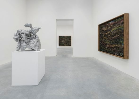 Michel Frère. Exhibition view at Galleria Gentili, Firenze 2019. Photo Flavio Pescatori