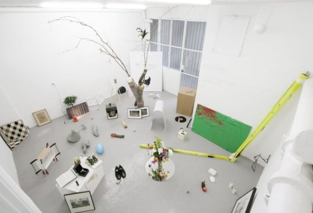 New Italian Epic, 2009, Brown Project Space. Photo Alice Tomaselli
