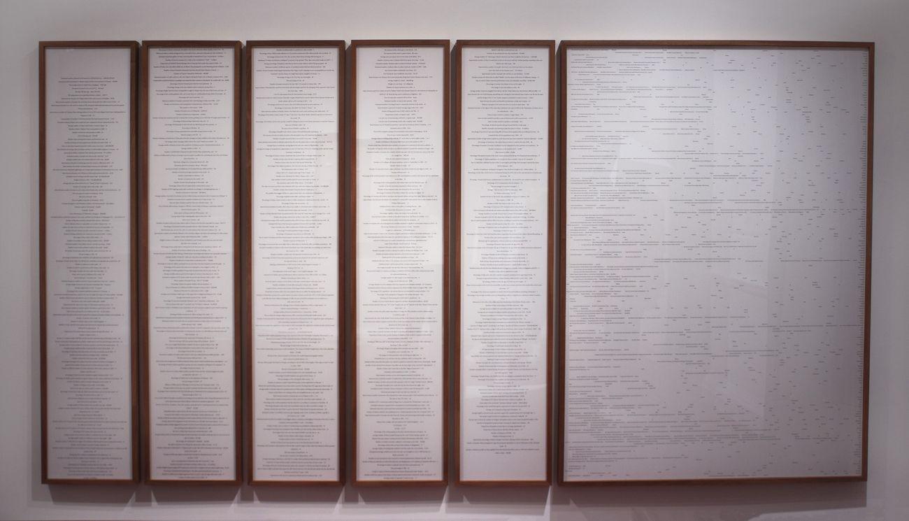Non-places and the Spaces in Between. Danilo Correale. Istituto Italiano di Cultura, New York 2019