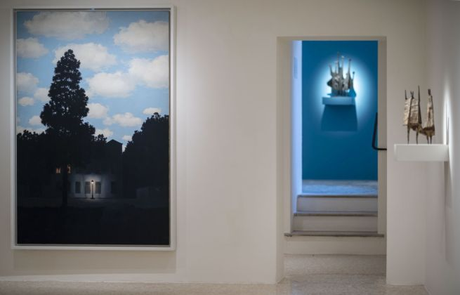 Peggy Guggenheim. L'ultima Dogaressa. Exhibition view at Peggy Guggenheim Collection, Venezia 2019 © Peggy Guggenheim Collection. Photo Matteo De Fina