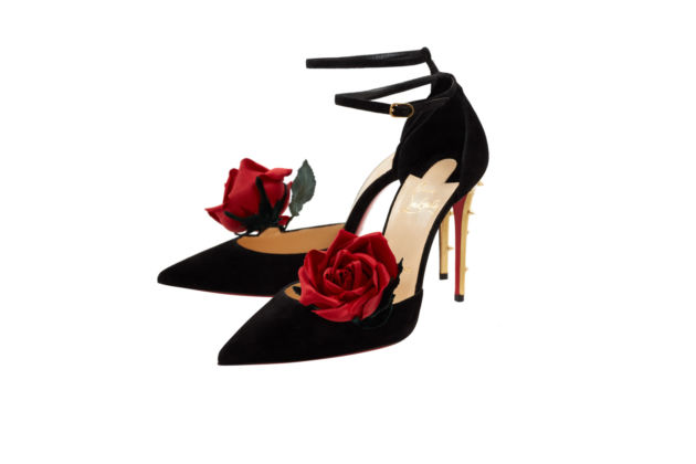 Christian Louboutin, Sleeping Rose Black