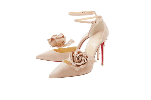 Christian Louboutin, Sleeping Rose Version Antoinette