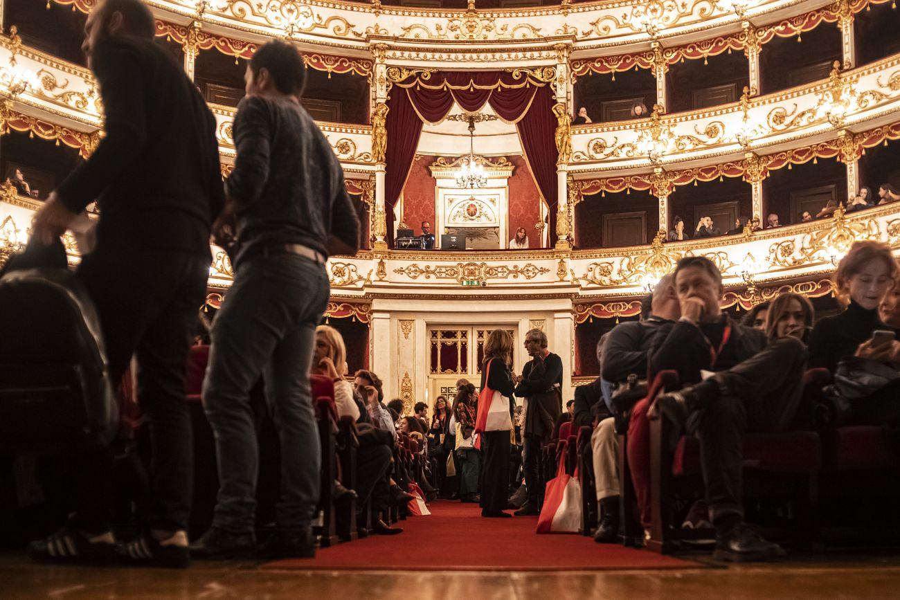 Teatro Valli. Photo Alice Vacondio