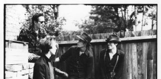 Outside Wessex Studios during the recording of London Calling 1979 - © Pennie Smith